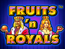Вулкан бонусы в Fruits And Royals