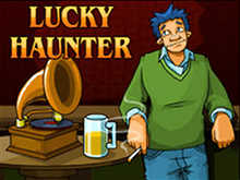 Вулкан бонусы в Lucky Haunter