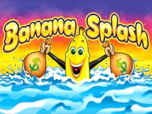 Автоматы Banana Splash с бонусом