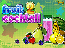 Автомат Fruit Cocktail 2 с бонусом