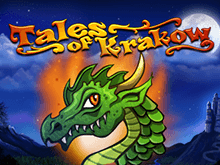 Автоматы Tales Of Krakow с бонусами