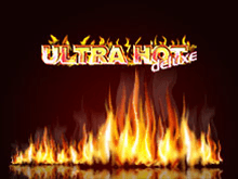 Автомат Ultra Hot Deluxe на зеркале